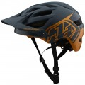 Troy Lee Designs Youth A1 MIPS Grey/Gold