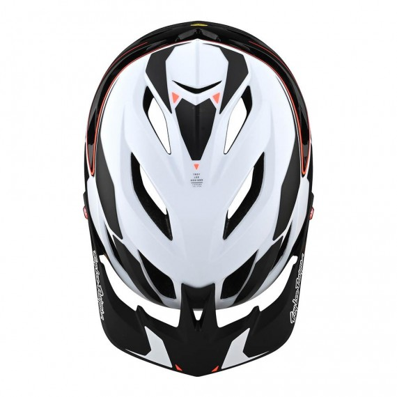 Troy Lee Designs A3 MIPS White